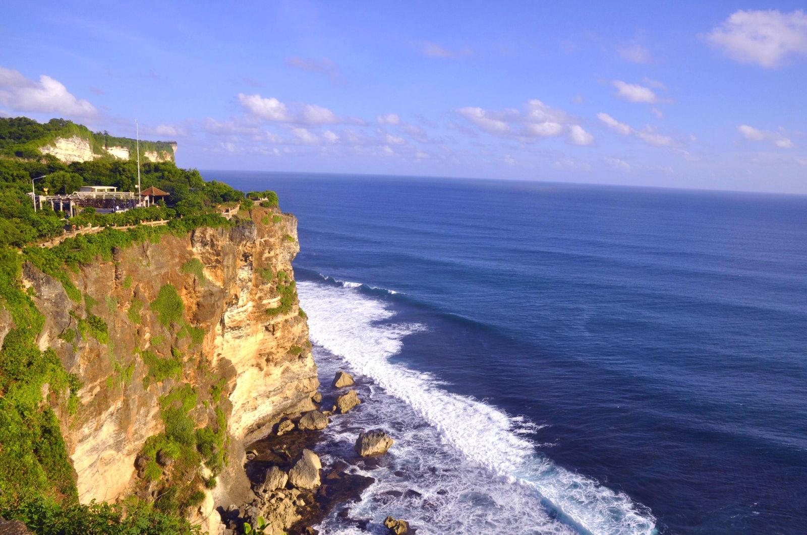 情人崖-巴厘岛旅游景点